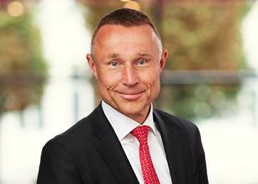 Håkan Behmer, Head of Tax / Legal Partner