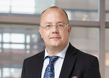 Jonas Bernerson, Authorized Public Accountant/Partner