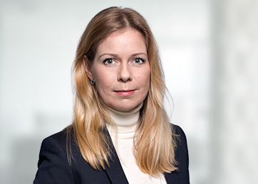 Anna Grimslätt , Authorized Public Accountant/Partner