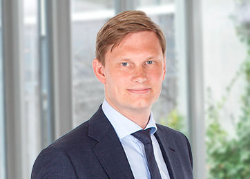 Anders Björklund, Head of Advisory / Partner