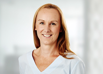 Louise Hagberg, Senior Tax Manager