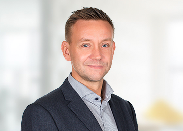 Jonas Holmberg, Regional Head of Global Outsourcing