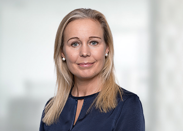 Cecilia Strandberg , Senior Tax Manager