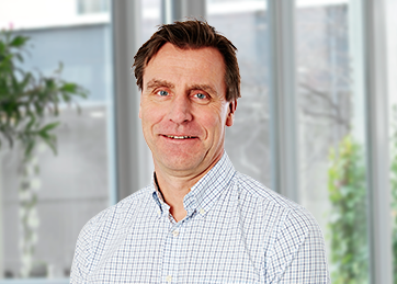 Claes Grundström, Authorized Public Accountant/Partner