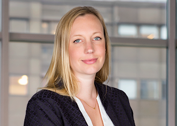 Sara Almling, Senior Tax Manager