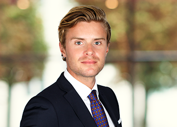 Fredrik Olsson, Senior Manager Corporate Finance