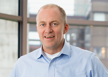 Stefan Österlund, Accounting Senior Manager